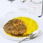 Ricetta Ossobuco con risotto | Donna Moderna