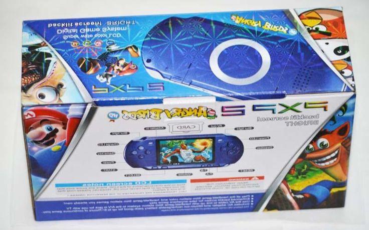 Портативная игровая консоль Handled game console 40pcs/8 PXP2 Pxp 8 bit