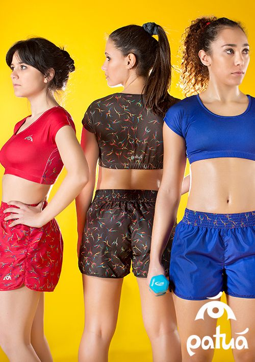 Patuá - Fitness fasshion | Moda desportiva para mulher - Top Apuã