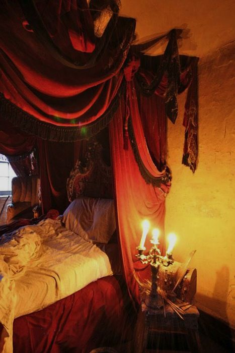 Romantic Bedroom Curtains: 45 Best Images About David Zyla's Color Your Style: The