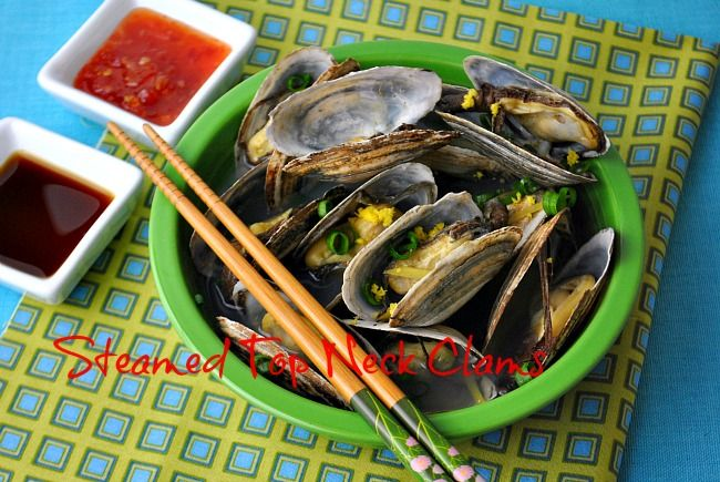 Steamed Clams With Spicy Italian Sausage And Fennel Recipe ...