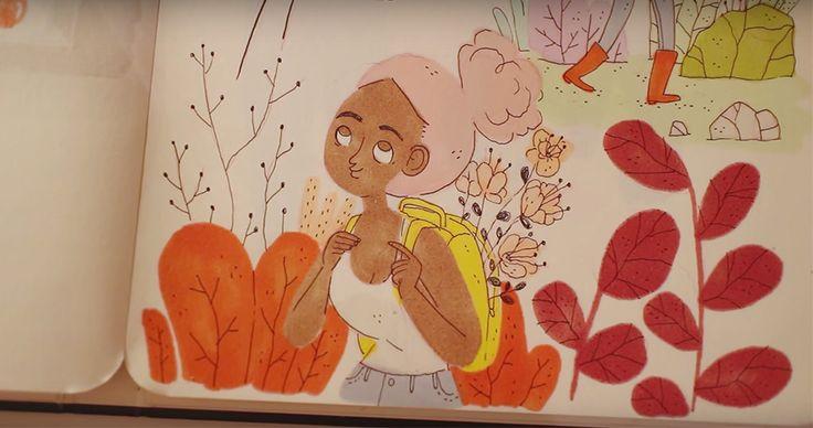 Overso | J'ai rencontré Frannerd, illustratrice free-lance