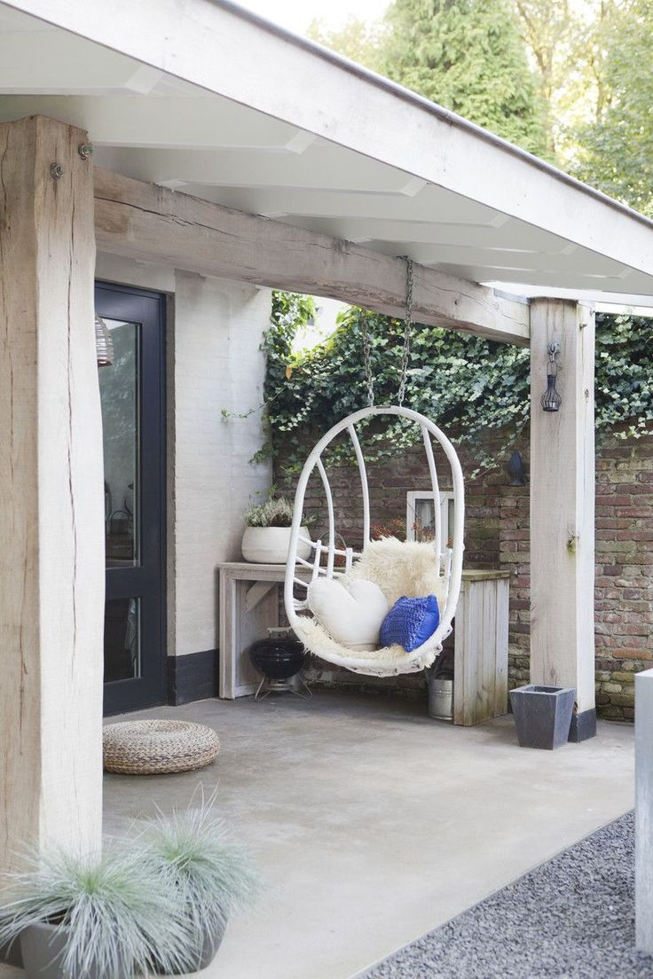 25 beste idee n over veranda op pinterest buitenkamers bedekte achter portieken en veranda - Bedekte pergola ...