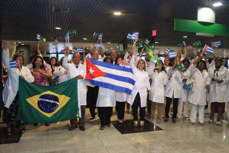 Programa Internacionalista Médicos Cubanos é indicado ao Nobel da Paz : http://bit.ly/1hAZl5w#.VfOfOW1eUwV.twitter…