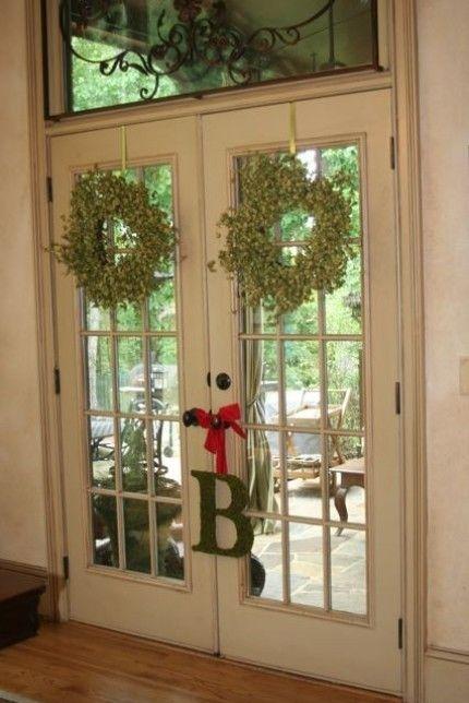 Best 25+ Double door wreaths ideas on Pinterest