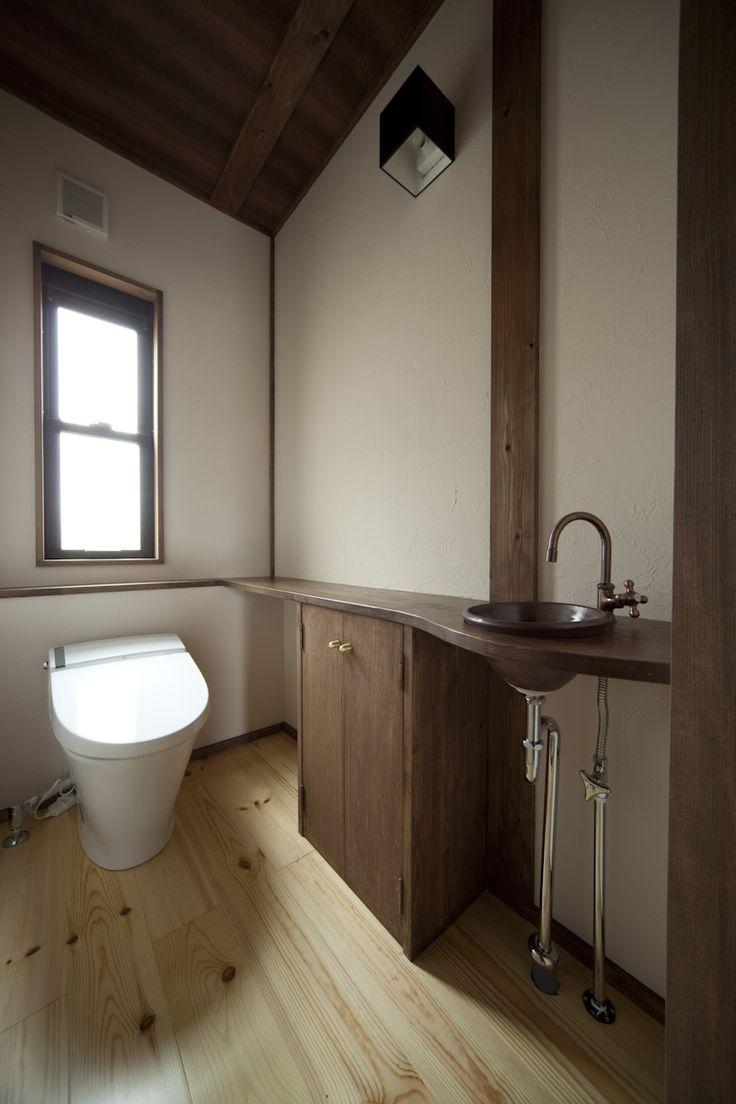 トイレ(江戸数寄庵)- トイレ/バス事例|SUVACO(スバコ)