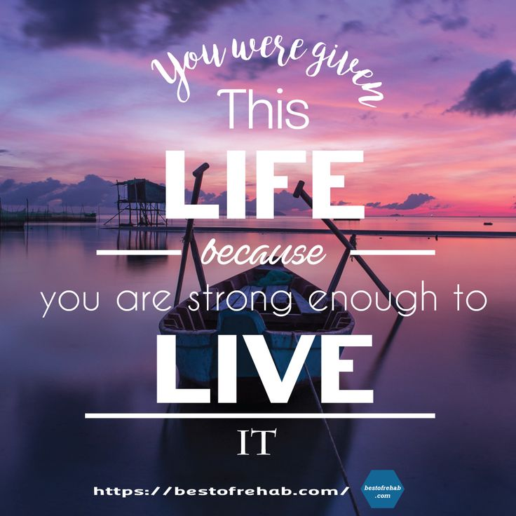 Live Positively Quotes: 81 Best Recovery Quote Images On Pinterest