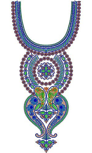 Anarkali Wedding Frocks | Embroidery Design