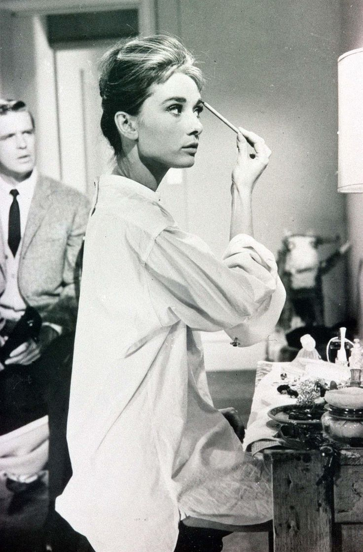 Audrey Hepburn in Breakfast at Tiffany's