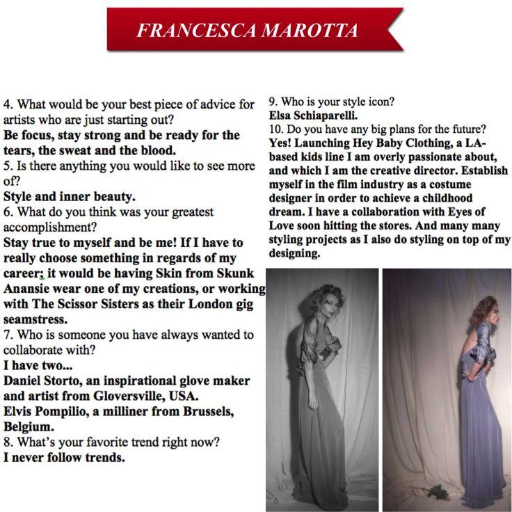 9 Best Modelhub Interviews Images On Pinterest Interview