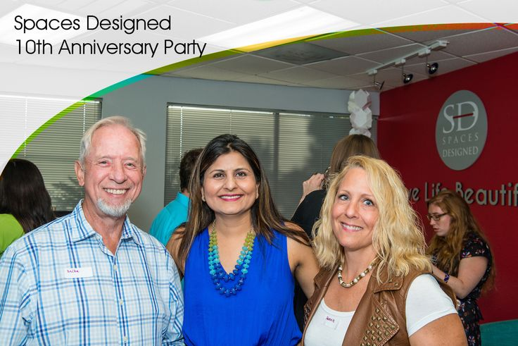 More photos from our party! Friends Mike and Ronnie Faist. Thank you so much for coming out and joining us in celebrating 10 years of design. #spacesdesigned  #party #interiordesign #austin  #austinevents #anniversary #austin2016