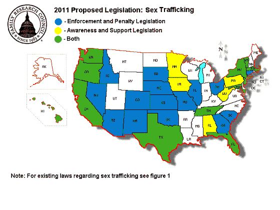 Best IJM And Such Images On Pinterest Human Trafficking - Human trafficking us map