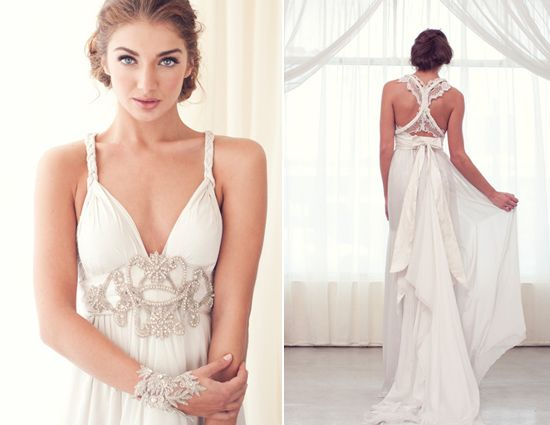 Anna Campbell 2012 Bridal Collection