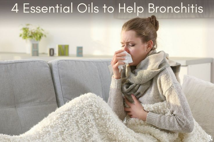 4 Essential Oils to Help BronchitisApril Price