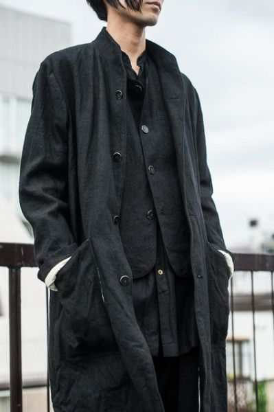 Araki Yuu F/W 2016