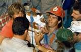 Jessica McClure, 18 months, fell into 8 inch well pipe Oct. 1887.  After 58 hours she was finally rescued. It was 1987 - that kind of gear didn't exist  in 1887. I watched this and prayed they would get her out.  I am old, but not that old.