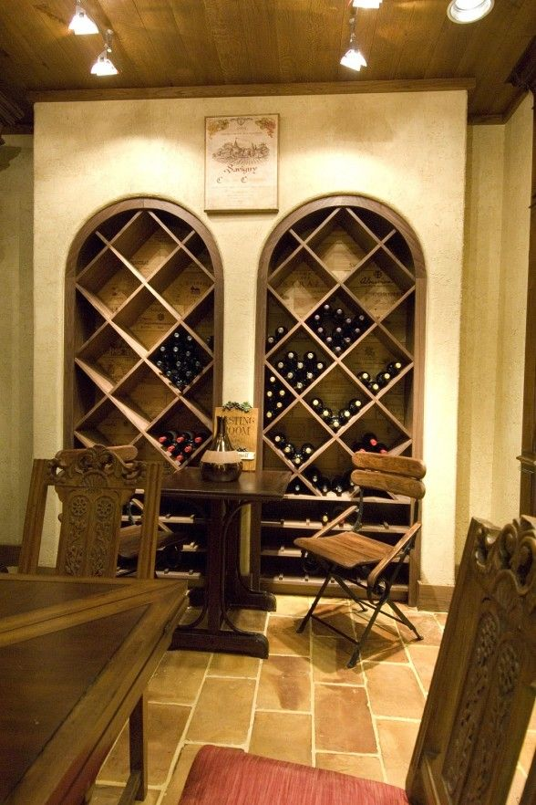 French country wine cellar winery pinterest for Wine country decorating style