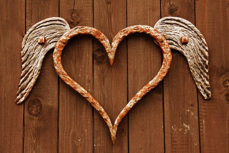 Rusty heart---LOVE