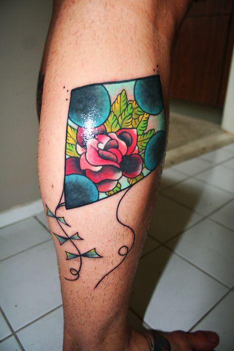 Kite-Tattoos-46.jpg (467×700) More