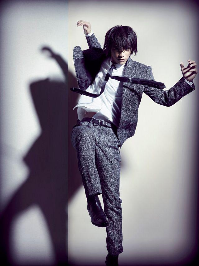 福士蒼汰、イタリア「VOGUE」男性版に出演!「刺激のあるお仕事でした」 2 枚目の写真 | シネマカフェ cinemacafe.net