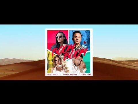 RedOne feat. Daddy Yankee, French Montana & Dinah Jane - Boom Boom