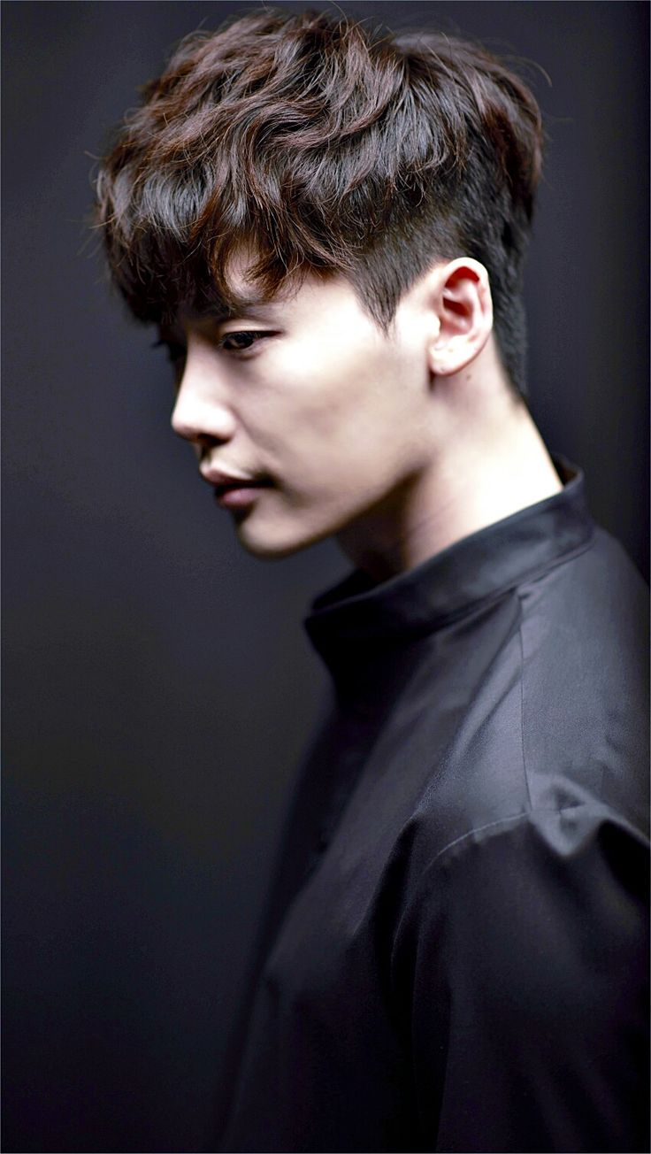 Lee Jong Suk Korea Korean Men Hairstyle Korean