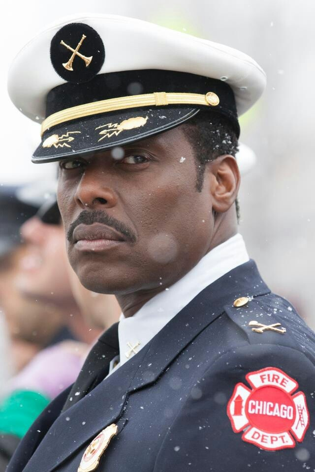 Eamonn Walker as Chief Boden on Chicago Fire