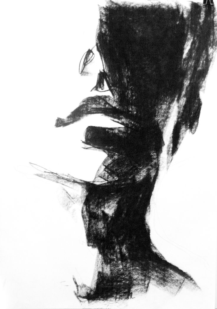 Charcoal no. 80 Lee Woodman 2012