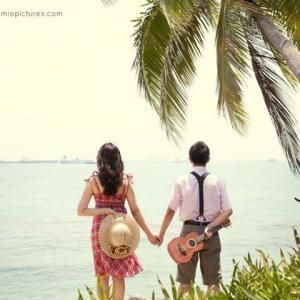 Singapore Prewedding by Camio Pictures