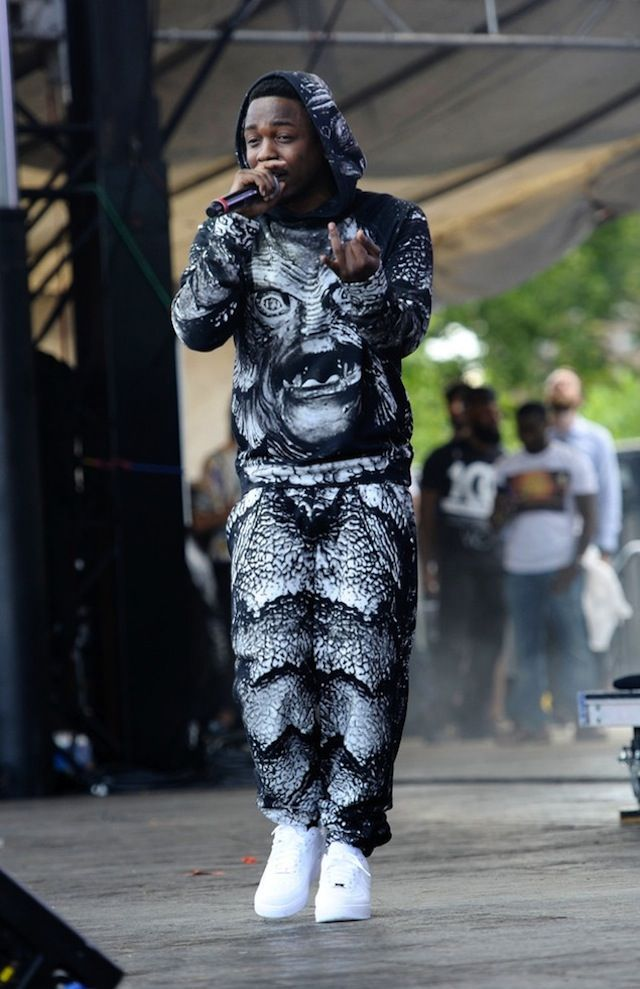 #KendrickLamar en #Nike Air Force 1 Low