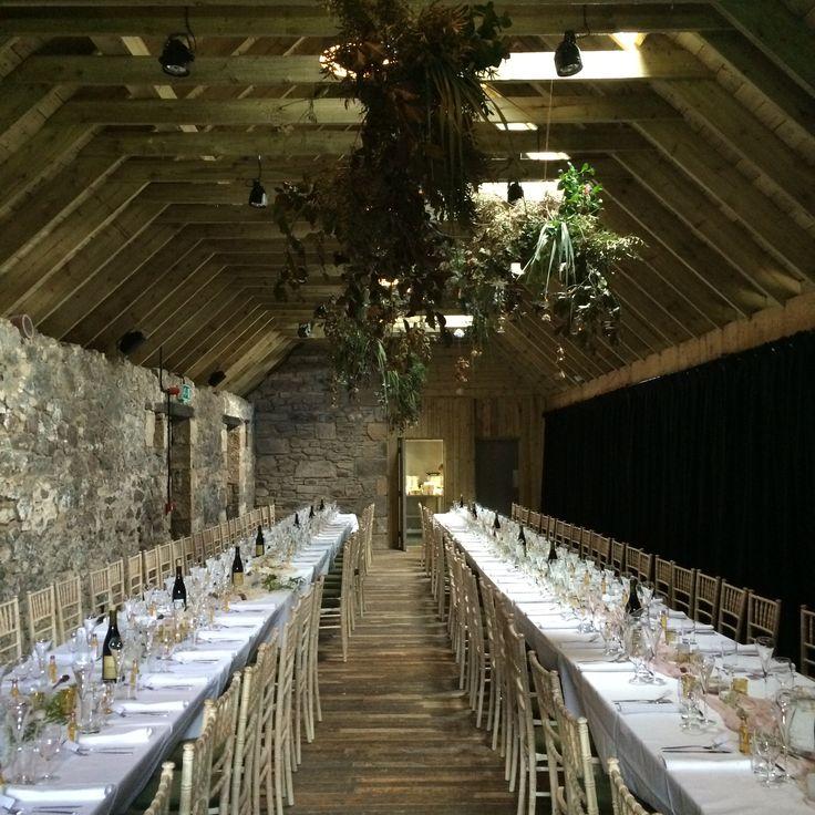 Stunning barn wedding venue in Perthshire, Scotland ...