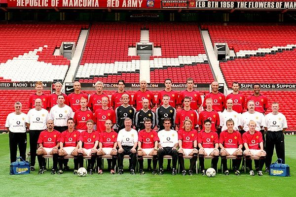 Manchester United 2002-2003