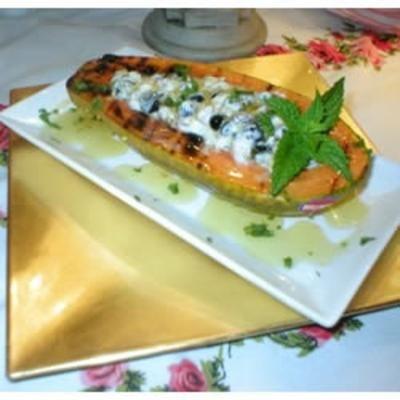 Papaya Boats: Papaya Recipe, Art Papaya, Food And Drinks, Awesome Pin, Papaya Boats, Boats Food, Healthy Recipe, Art Recipe, Boats Recipe