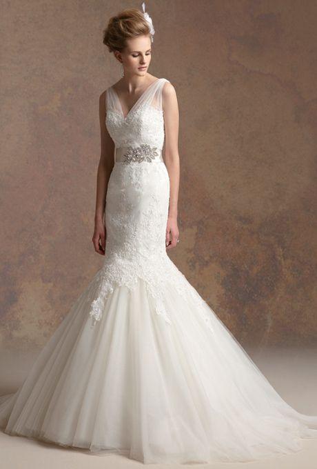 314 best Second Wedding Dresses images on Pinterest   Short wedding ...