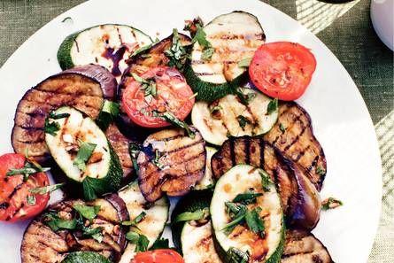 grilled vegtables (Dutch)