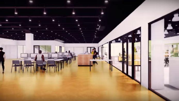 Mecanoo обновить библиотеку МЛК Вашингтона с массивной зеленой крышей   Inhabitat - зеленый дизайн, инновации, Архитектура, зеленое строительство