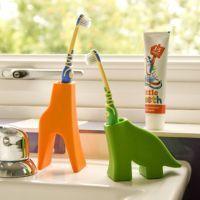Animal Toothbrush Holders