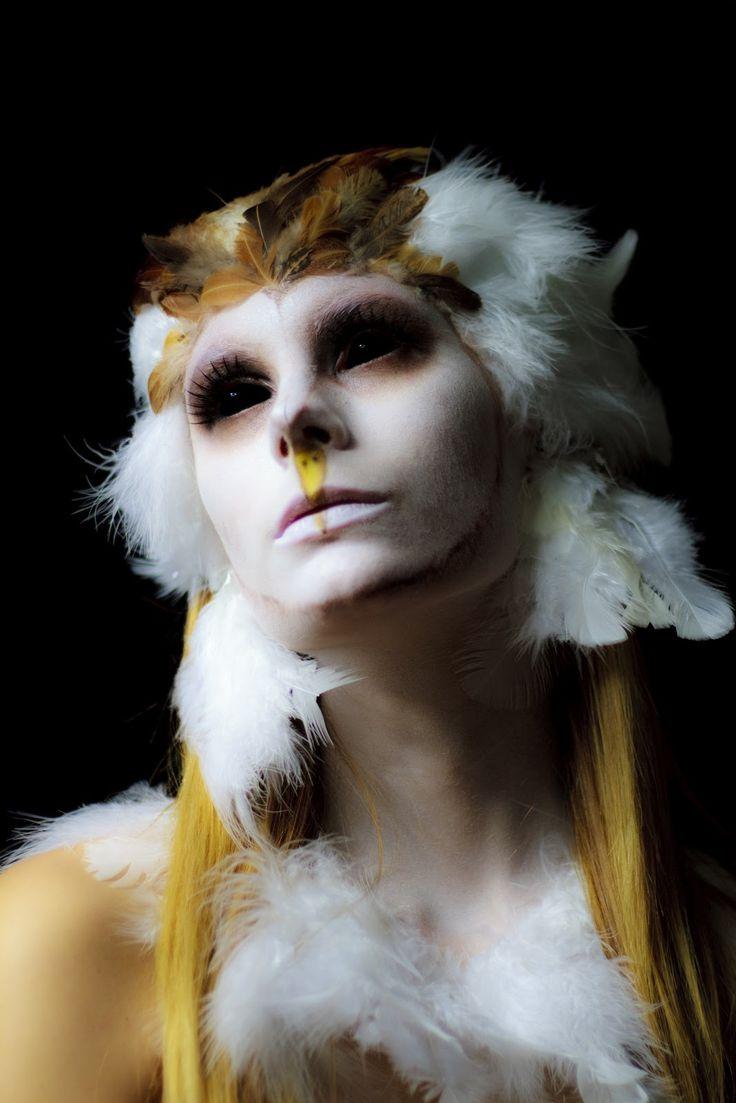 Best 25+ Owl makeup ideas only on Pinterest | Fantasy makeup ...