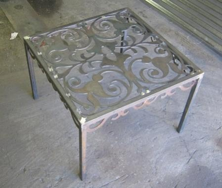 My patio table - WeldingWeb™ - Welding forum for pros and enthusiasts