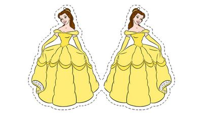FREE, PRINTABLE PRINCESS PARTY DECORATIONS