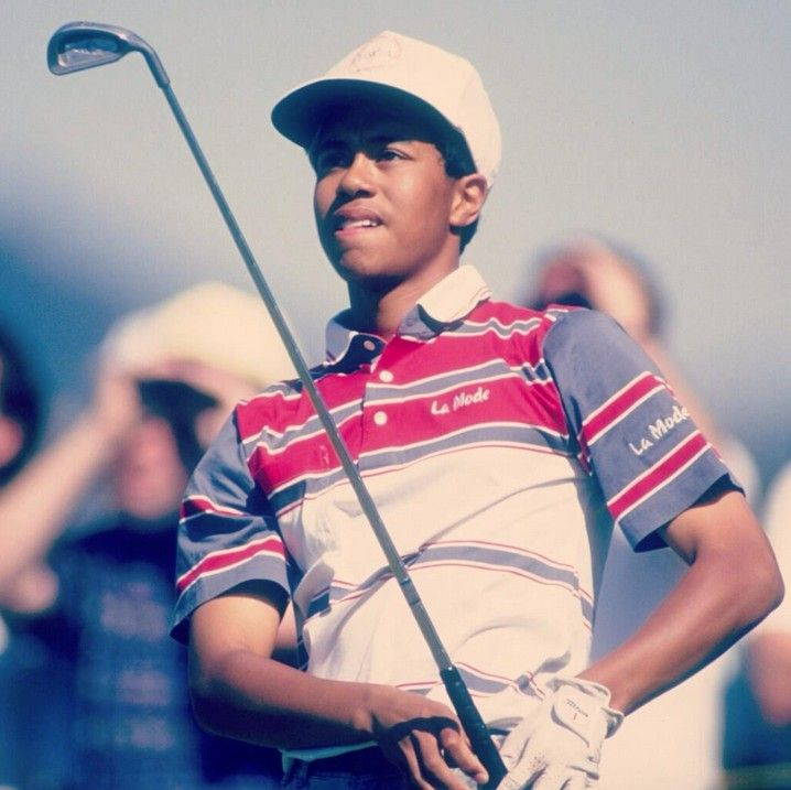 Feb 27, 2014 - 22 years ago today, 16-year-old Tiger Woods played the Los Angeles Open, his first PGA TOUR event. From Twitter