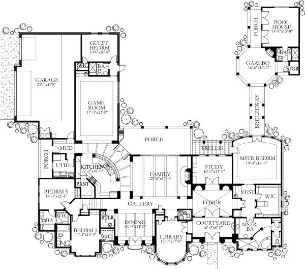 438 best house plans images on pinterest for Belmonte builders floor plans