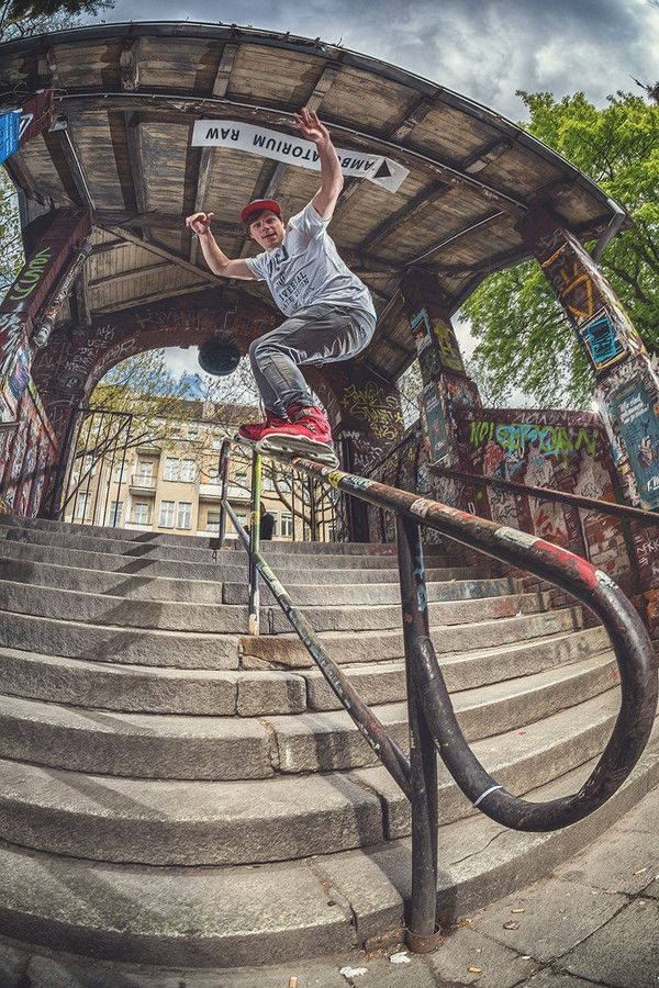 Dave Mutschall Frontside by Patrick Piesik on 500px