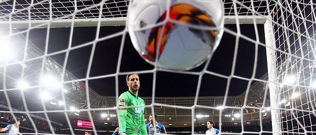 BL 15/16: 20.Sptg. 0:2 gegen Darmstadt 98: Die Fans resignieren schon! Hoffenheim taumelt nach Pleite in Richtung zweite Liga