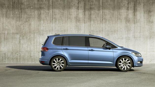 2019 Volkswagen Touran Review