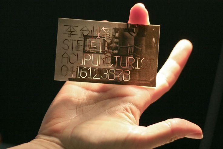 RE: 'Steve Li Accupuncturist'