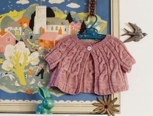 NobleKnits Yarn Shop  - Loop Mignon Baby Sweater Knitting Pattern, $6.95 (http://www.nobleknits.com/loop-mignon-baby-sweater-knitting-pattern/)