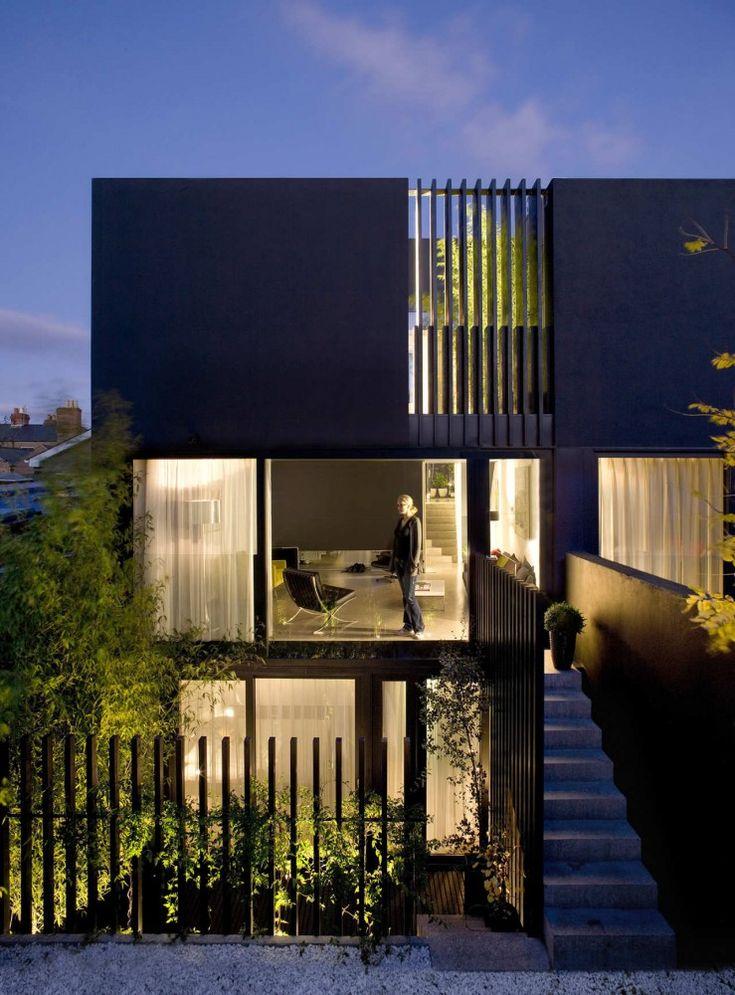 3 casas-estábulos / ODOS architects