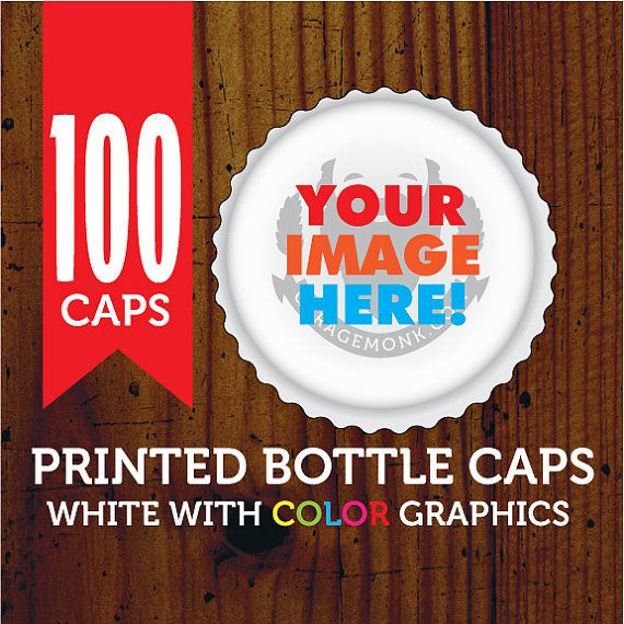 Custom Bottle Caps, Personalized  Home Brew label and cap!! Great ideas! http://www.foremansinc.com