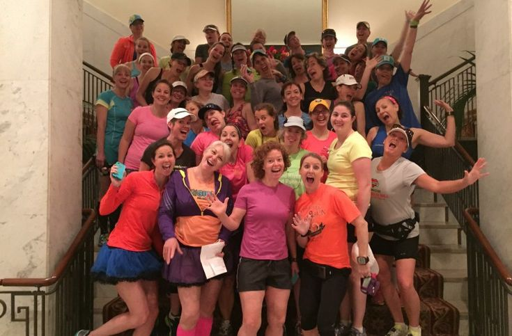 Another Mother Runner Launches Training Club